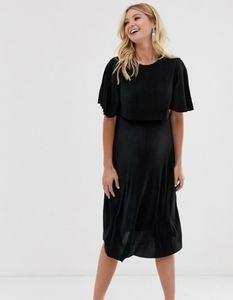 ASOS Maternity Nursing top midi dress new!